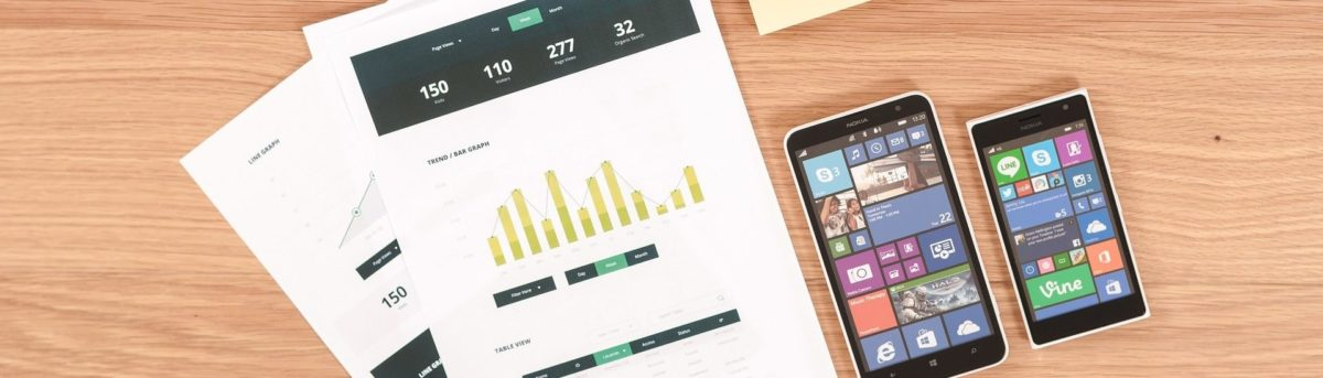 Smartphones and marketing graphs